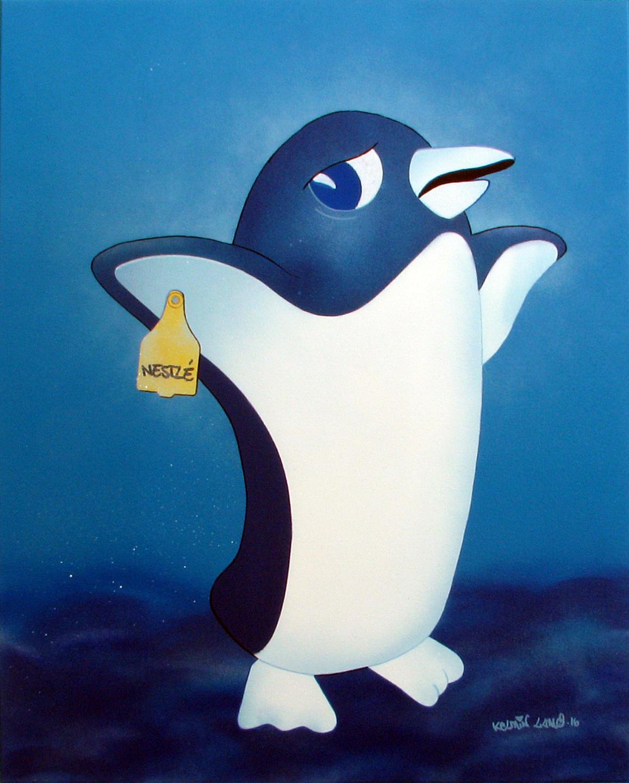 Artwork: Sad Pingviini